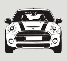 Mini Cooper S - White by OldDawg