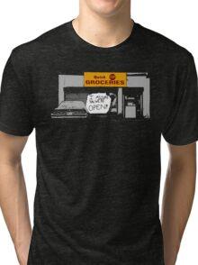 Quick Stop Tri-blend T-Shirt