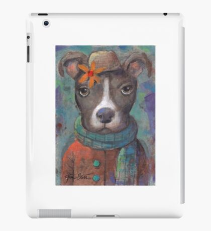 Pit Bull Style iPad Case/Skin