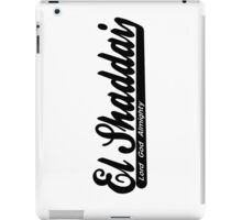 EL SHADDAI iPad Case/Skin