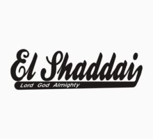 EL SHADDAI Kids Clothes