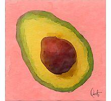 Avocado for Lola Photographic Print