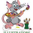 Illustrators- Link by Creative Captures