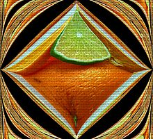 Fruit Topia ( Kitchen Art Series ) by Carla Jensen