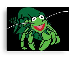 Hermit the Crab Canvas Print