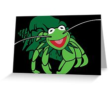 Hermit the Crab Greeting Card