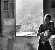 Rio de Janeiro, Brazil 2009 by Tash  Menon