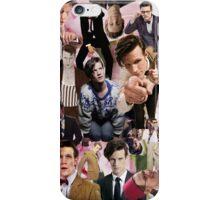 Ode to Matt Smith 2 iPhone Case/Skin