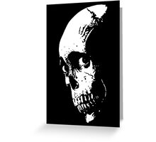 Dead by Dawn Greeting Card