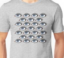 Awry Designs Eyes Unisex T-Shirt