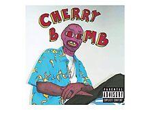 """Tyler the Creator new album """"Cherry Bomb"""" [BEST QUALITY] Photographic Print"""