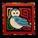 Little Owl by Anni Morris