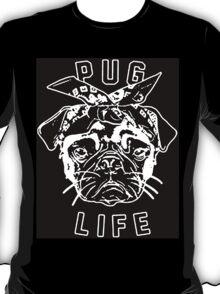 Thug Life Pug Life T-Shirt