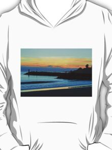 Sunset at the Beach T-Shirt