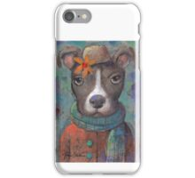 Pit Bull Style iPhone Case/Skin
