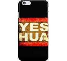 RUN TO YESHUA vintage iPhone Case/Skin