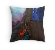 Touch the Sky....then the Stars. Throw Pillow