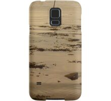 Ripples In The Evening Sun Samsung Galaxy Case/Skin