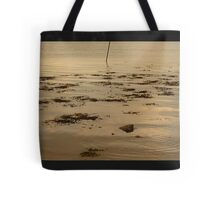 Ripples In The Evening Sun Tote Bag