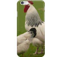 chick chick chicken iPhone Case/Skin