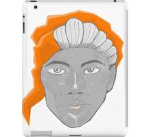 A Stone Portrait iPad Case/Skin