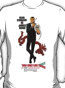 Sean connery - Bond T-Shirt