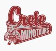 Crete Minotaurs Kids Clothes