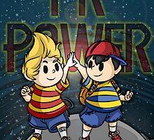 PK Power! by cucco