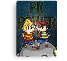 PK Power! Canvas Print
