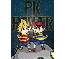PK Power! Photographic Print