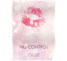 """""""No Control"""" One Direction Poster"""