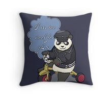 2 Cool 4 School Throw Pillow