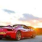 Ferrari 458 Spyder by M-Pics