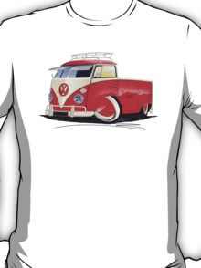 VW Splitty Pick-Up (Custom A) T-Shirt