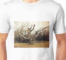 Creepy Tree Unisex T-Shirt