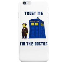Doctor Nick I iPhone Case/Skin