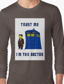 Doctor Nick I Long Sleeve T-Shirt