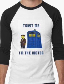 Doctor Nick I Men's Baseball ¾ T-Shirt