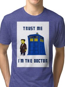 Doctor Nick I Tri-blend T-Shirt