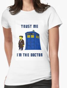 Doctor Nick I Womens Fitted T-Shirt