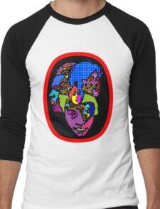 Arthur Lee Love Forever Changes T-Shirt Men's Baseball ¾ T-Shirt