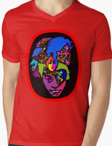 Arthur Lee Love Forever Changes T-Shirt Mens V-Neck T-Shirt