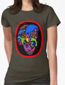 Arthur Lee Love Forever Changes T-Shirt Womens Fitted T-Shirt