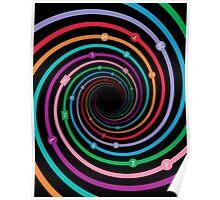 Muni Death Spiral Poster