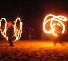 Firedancers by Klee