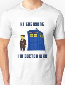 Doctor Nick III Unisex T-Shirt