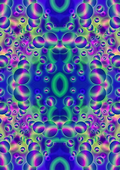 Psychedelic Visions by Medusa81