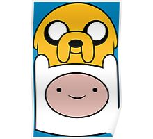 Finn and Jake Poster