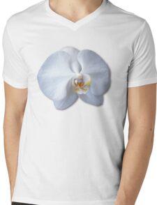 Orchid Blossom Mens V-Neck T-Shirt