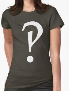Interrobang Womens Fitted T-Shirt